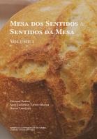 Mesa dos Sentidos & Sentidos da Mesa: Vol. I