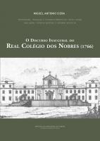O Discurso Inaugural do Real Colégio dos Nobres (1766)