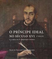 O príncipe ideal no século XVI e a obra de D. Jerónimo Osório